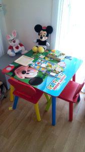 bureau Mickey