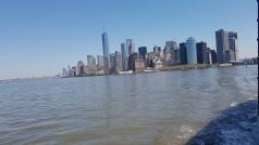 new york vue du ferry